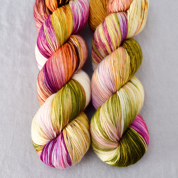 Garden Party - Miss Babs Keira yarn