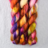 Garden Party - Miss Babs Moonglow yarn
