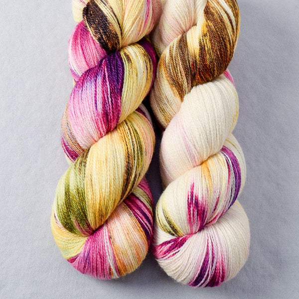 Garden Party - Miss Babs Yearning yarn
