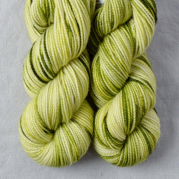 Garden Vines - Miss Babs 2-Ply Toes yarn