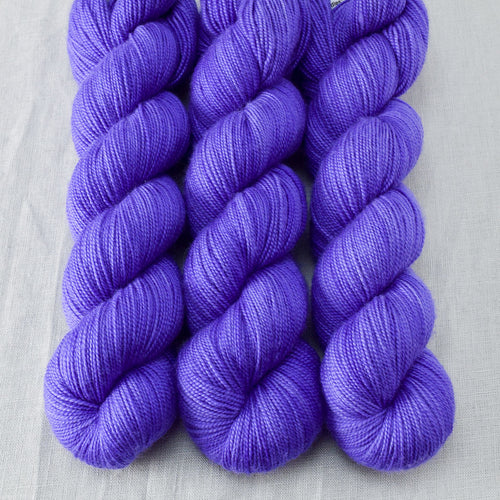 Gentian - Miss Babs Yummy 2-Ply yarn