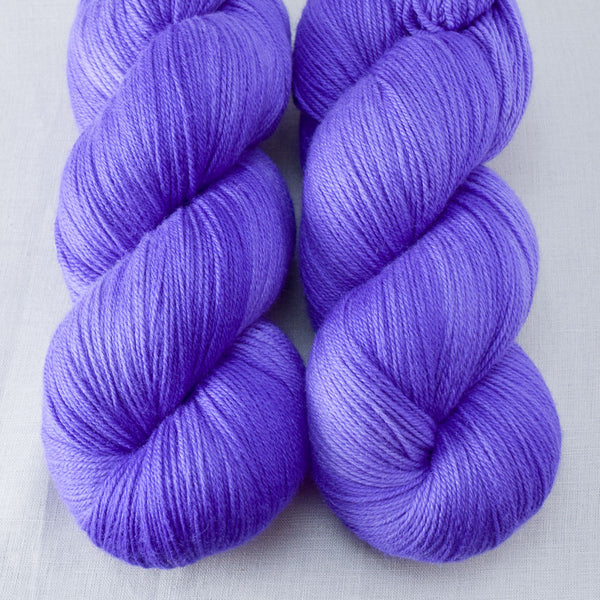 Gentian - Miss Babs Killington yarn