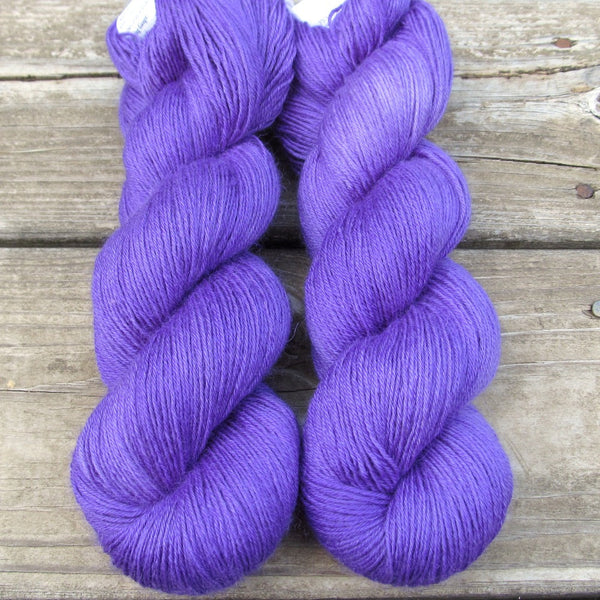 Gentian - Miss Babs Northumbria Fingering Yarn