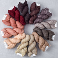 Giant Silk Moth - Miss Babs Crown Wools Set