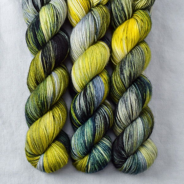 Goblins and Ghouls - Miss Babs Yummy 2-Ply yarn