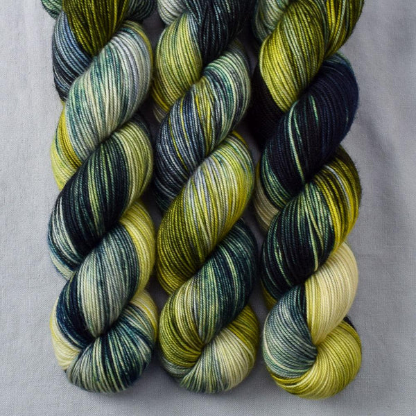 Goblins and Ghouls - Miss Babs Yummy 3-Ply yarn