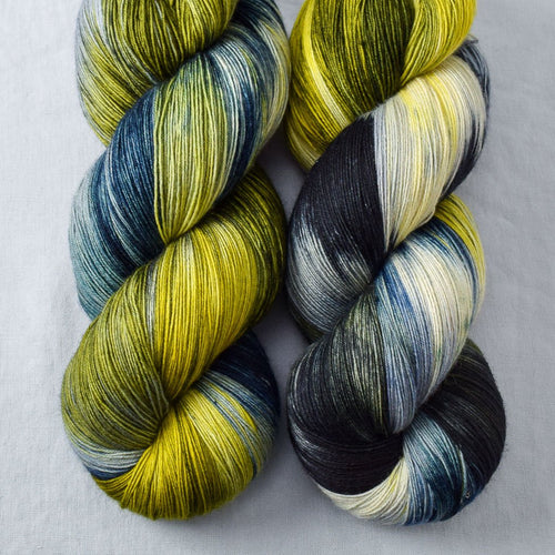 Goblins and Ghouls - Miss Babs Katahdin yarn