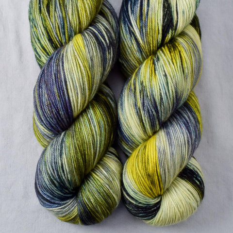 Goblins and Ghouls - Miss Babs Yowza yarn