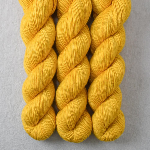 Goldenrod - Miss Babs Yummy 2-Ply yarn