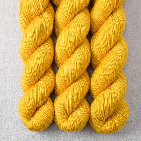Goldenrod - Miss Babs Yummy 3-Ply yarn