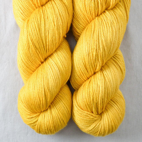 Goldenrod - Miss Babs Big Silk yarn