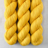 Goldenrod - Miss Babs Kunlun yarn