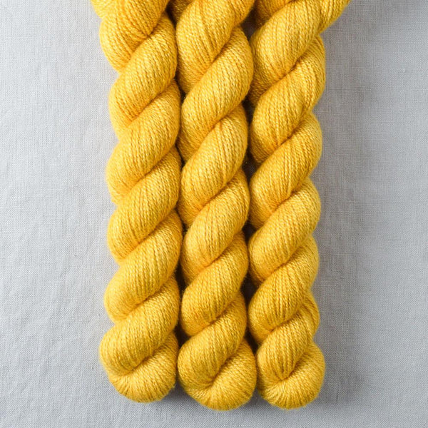 Goldenrod - Miss Babs Sojourn yarn - Destash Clearance