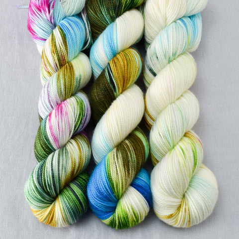 Good Morning Glory - Miss Babs Yummy 2-Ply yarn