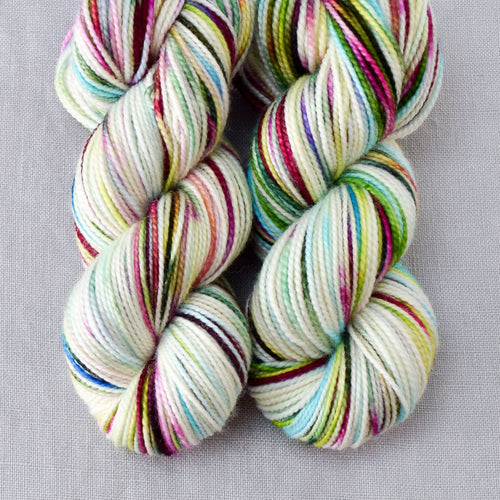 Good Morning Glory - Miss Babs 2-Ply Toes yarn