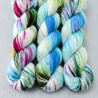 Good Morning Glory - Miss Babs Yummy 3-Ply yarn