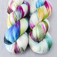 Good Morning Glory - Miss Babs Big Silk yarn
