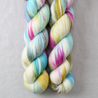 Good Morning Glory - Miss Babs Dulcinea yarn