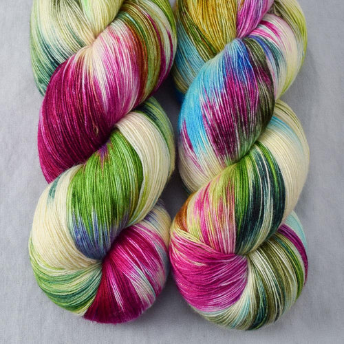 Good Morning Glory - Miss Babs Katahdin yarn