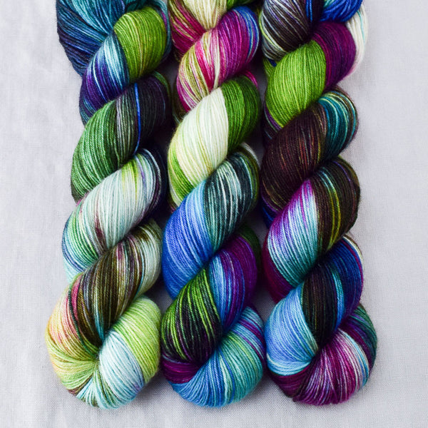 Good Morning Glory - Miss Babs Northumbria Fingering yarn