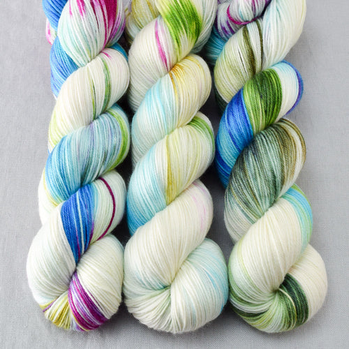 Good Morning Glory - Miss Babs Tarte yarn