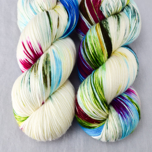 Good Morning Glory - Miss Babs Yowza yarn