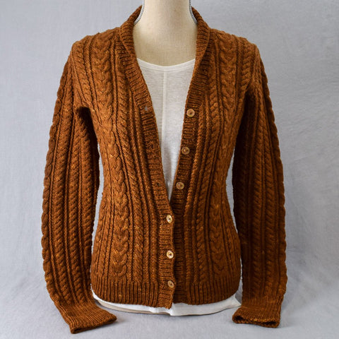 Grandpa Cardigan - Miss Babs Project