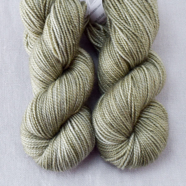 Ground Anise - Miss Babs 2-Ply Toes yarn