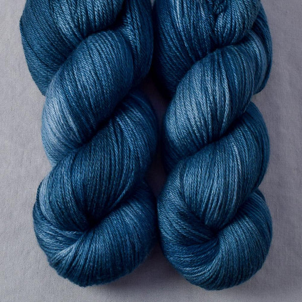 Half Past Midnight - Miss Babs Big Silk yarn