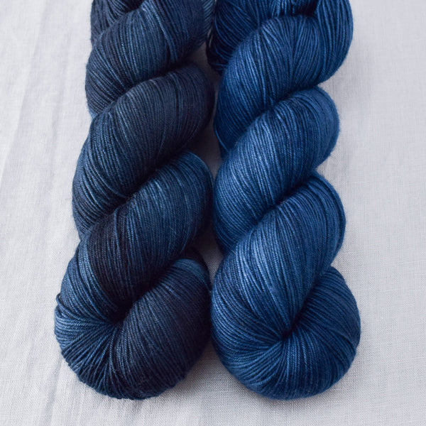 Half Past Midnight - Miss Babs Keira yarn