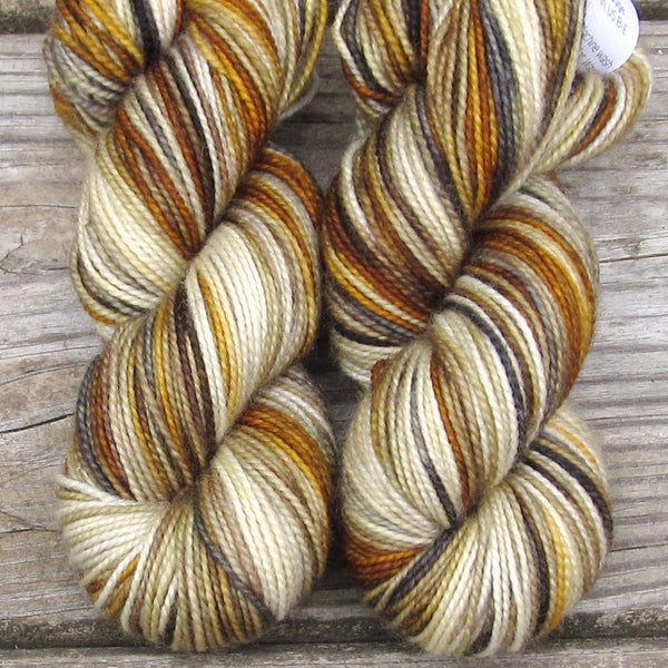 Hazel Eyes - Miss Babs 2-Ply Toes yarn