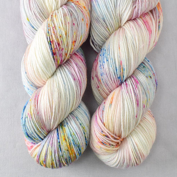 HItchhiker's Birthday - Miss Babs Yowza yarn