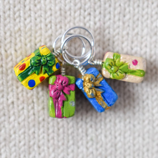 Holiday Gift - Miss Babs Stitch Markers