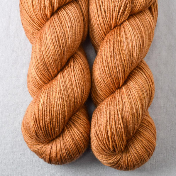 Honey Cake - Miss Babs Yowza yarn