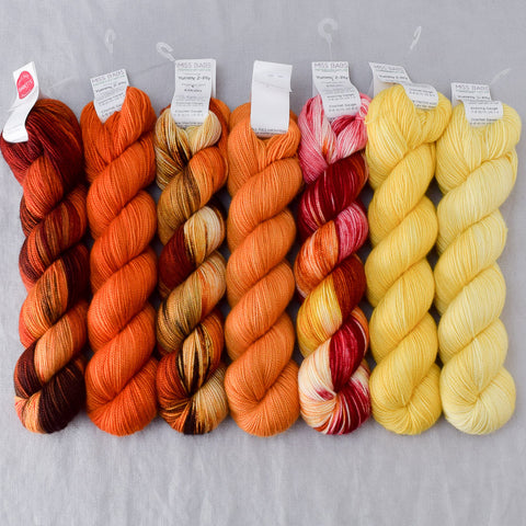 Hot Hot Hot - Yummy 2-Ply Fade Set