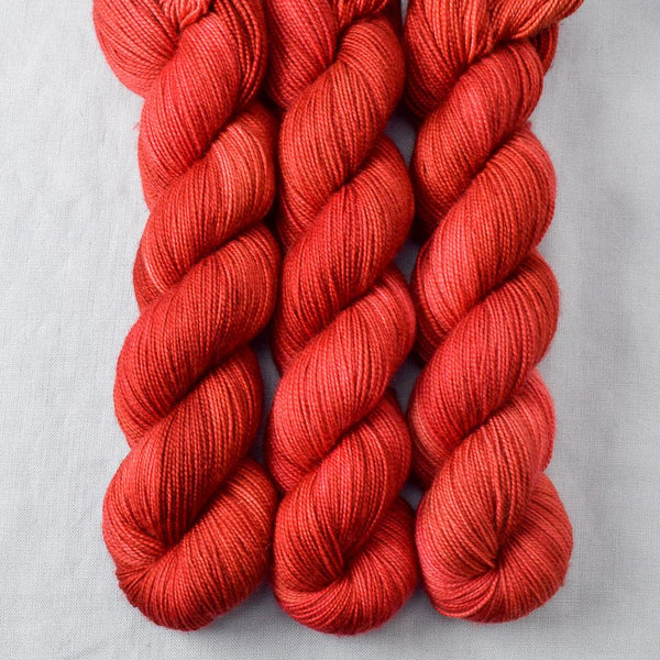 Ignite the Fire - Miss Babs Yummy 2-Ply yarn