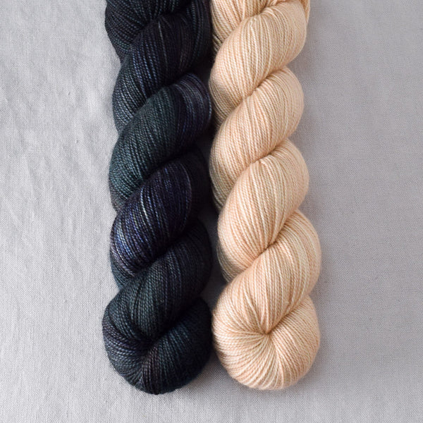 Into the Void, Muslin - Miss Babs 2-Ply Duo