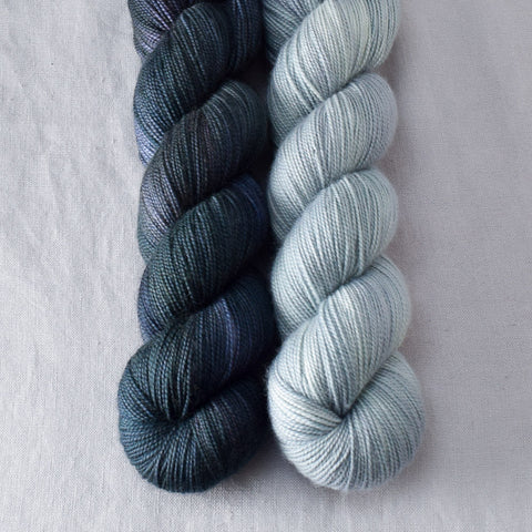 Into the Void, Oregon Mist - Miss Babs 2-Ply Duo