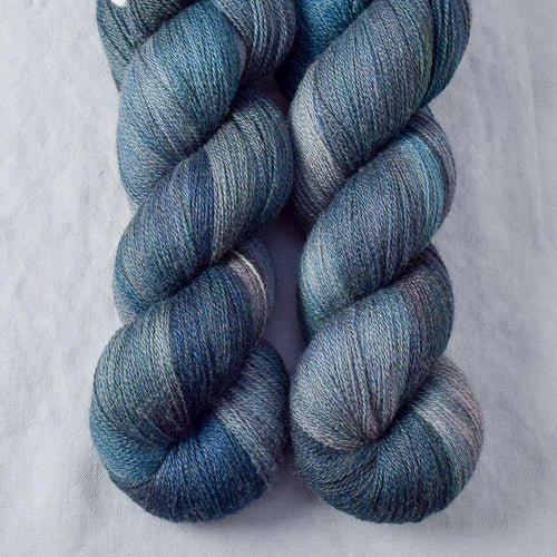 Into the Void - Miss Babs Yearning yarn