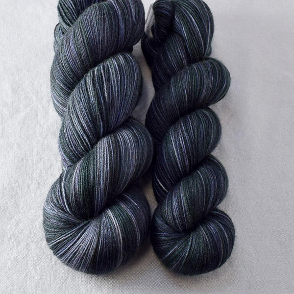 Into the Void Partial Skeins - Miss Babs Katahdin yarn