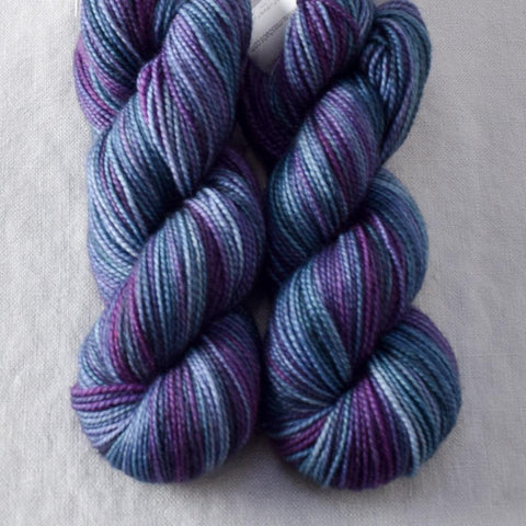 Iolite - Miss Babs 2-Ply Toes yarn