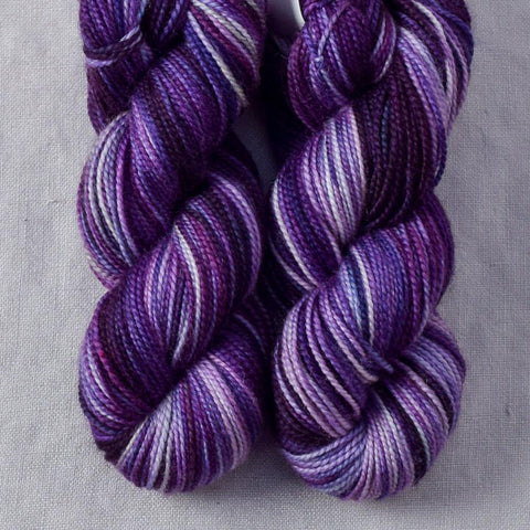Irises - Miss Babs 2-Ply Toes yarn