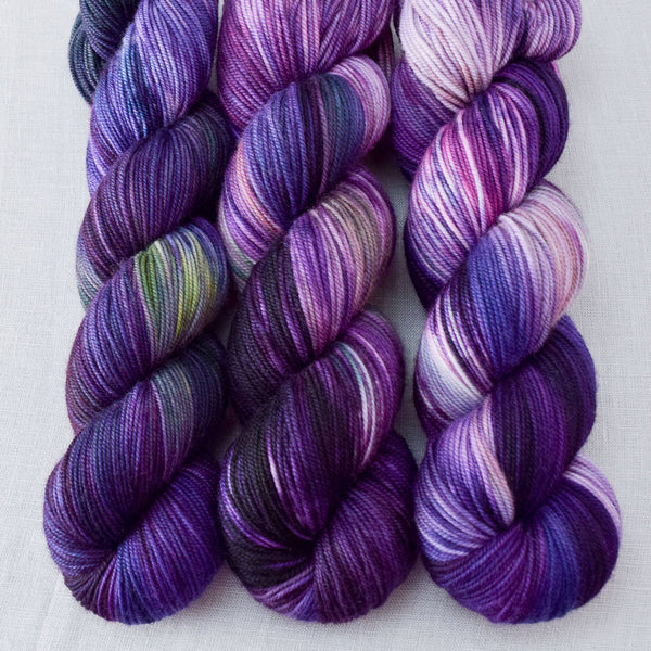 Irises - Miss Babs Yummy 3-Ply yarn