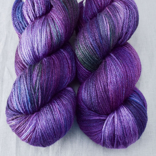 Irises - Miss Babs Big Silk yarn
