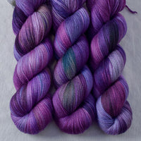 Irises - Miss Babs Dulcinea yarn