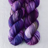 Irises - Miss Babs Keira yarn