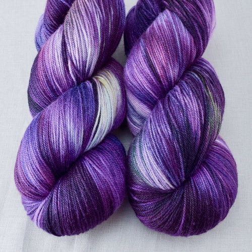 Irises - Miss Babs Killington yarn