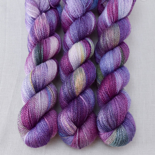 Irises - Miss Babs Yet yarn