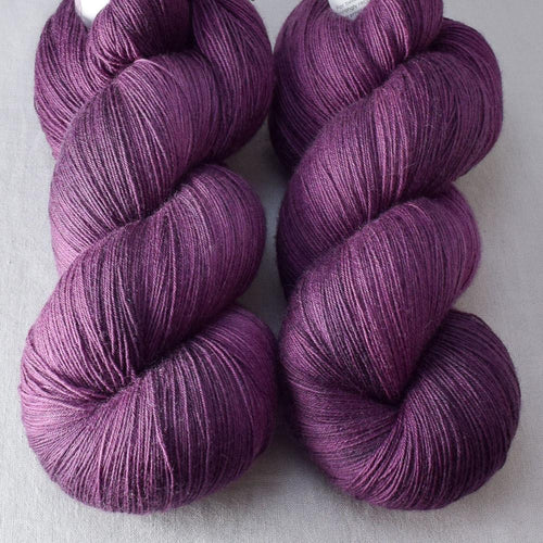 Japanese Maple - Miss Babs Katahdin yarn