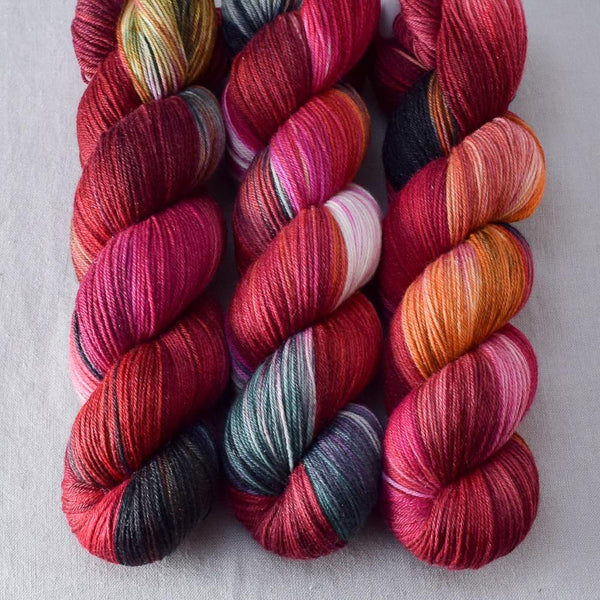 Fired Up - Miss Babs Tarte yarn
